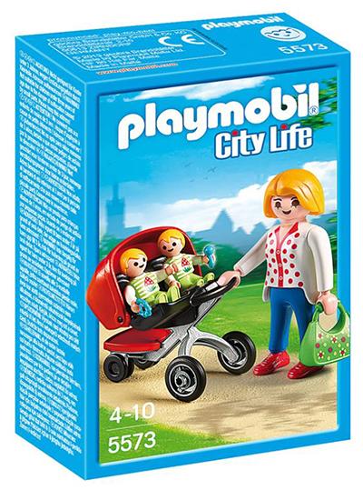 Playmobil 5573 – Zwillingskinderwagen für nur 3,59 Euro inkl. Versand