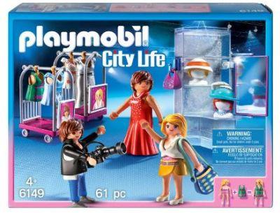 Playmobil Modenschau mit Fotoshooting für nur 16,94 Euro inkl. Versand
