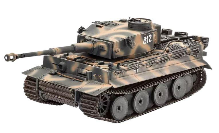 REVELL – 75 Jahre Tiger I Modellbausatz für nur 25,98 Euro inkl. Versand