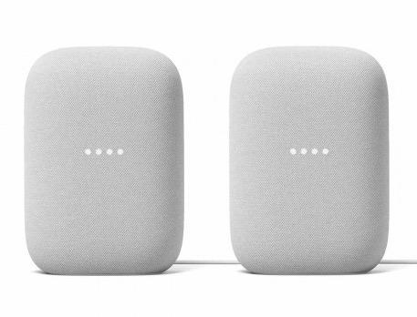 Google Nest Audio – Stereo-Set (zwei Stück) für nur 129€ inkl. Versand