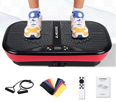 MaxKare Fitness Vibrationsplatte für 99,44 Euro inkl. Versand