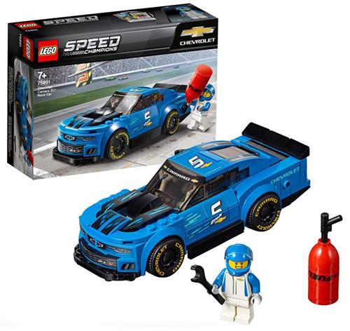 LEGO 75891 Speed Champions Rennwagen Chevrolet Camaro ZL1 für nur 12,99 Euro