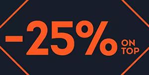 25% Extra-Rabatt auf das Ski- und Snowboard Sortiment im SportScheck Onlineshop