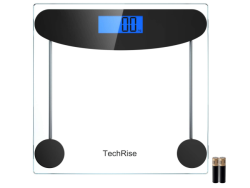 Knaller: TechRise Digitale Glas Personenwaage für 7,99 Euro inkl. Prime-Versand