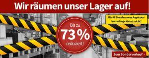 Große Lagerräumung bei Voelkner mit vielen Artikeln bis zu 73% reduziert!