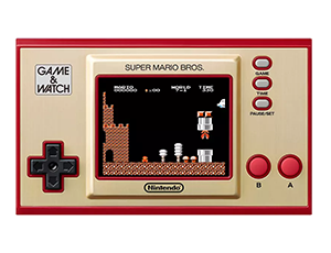 NINTENDO Game & Watch: Super Mario Bros. Handheld für nur 44,99 Euro