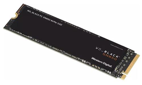 WD BLACK SN850 M.2 NVMe SSD (500 GB, PCIe 4.0) für nur 89,90€ inkl. Versand