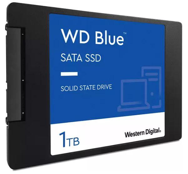 WD Blue 3D NAND SATA 1 TB SSD für nur 82,99€ inkl. Versand