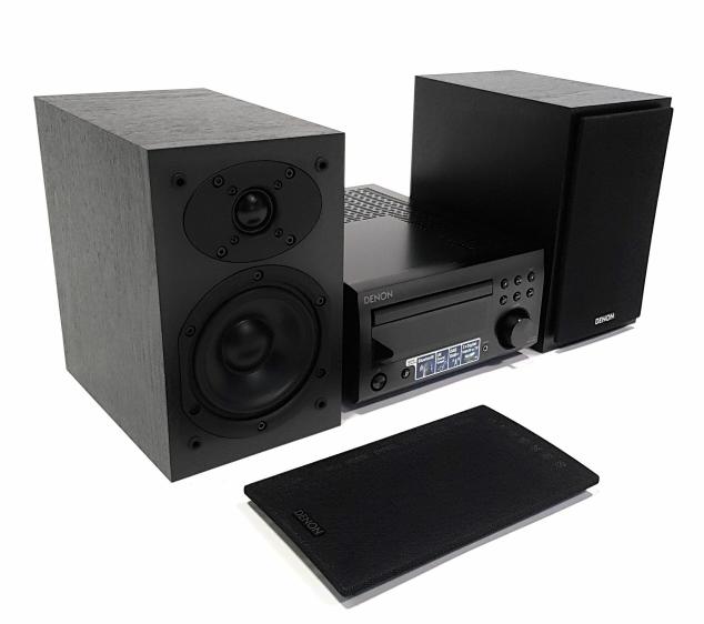 Denon D-M 41 DAB Kompaktes HiFi-System 2x30W für nur 339,99 Euro inkl. Versand