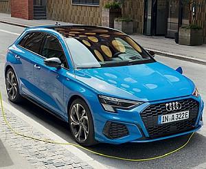 Privatleasing: Audi A3 Sportback 40 TFSI e-tron mit 204 PS für 169€ mtl. – LF: 0,59