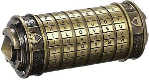 Cryptex – Puzzle Rätsel Buchstabenschloss für 29,79 Euro