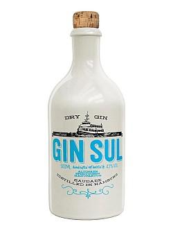 2 Flaschen Gin Sul Hamburg Dry Gin 43% für 61 Euro