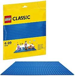 LEGO 10714 Classic Blaue Bauplatte, 25 cm x 25 cm für 4,99€