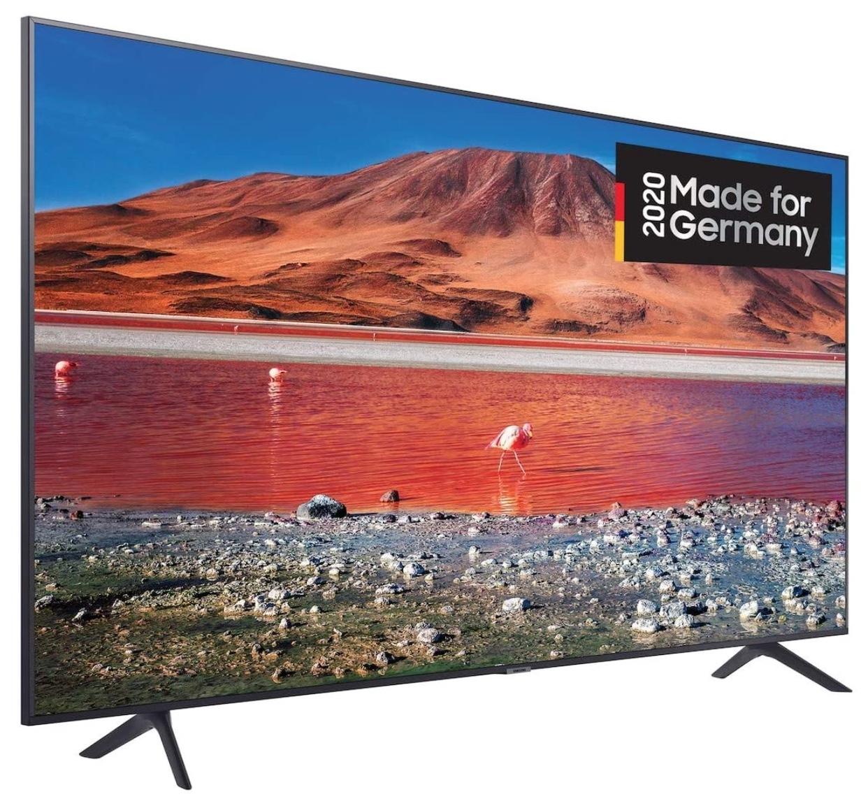 Samsung TU7199 75 Zoll 4K Fernseher für nur 899,- Euro inkl. Versand