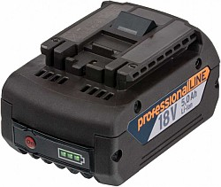 Brennenstuhl Akkupack AB 1805 (kompatibel mit 18V Bosch Professional Geräten) für nur 43,89 Euro
