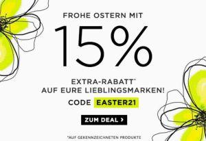 15% Extra-Rabatt auf gekennzeichnete Artikel bei Engelhorn!