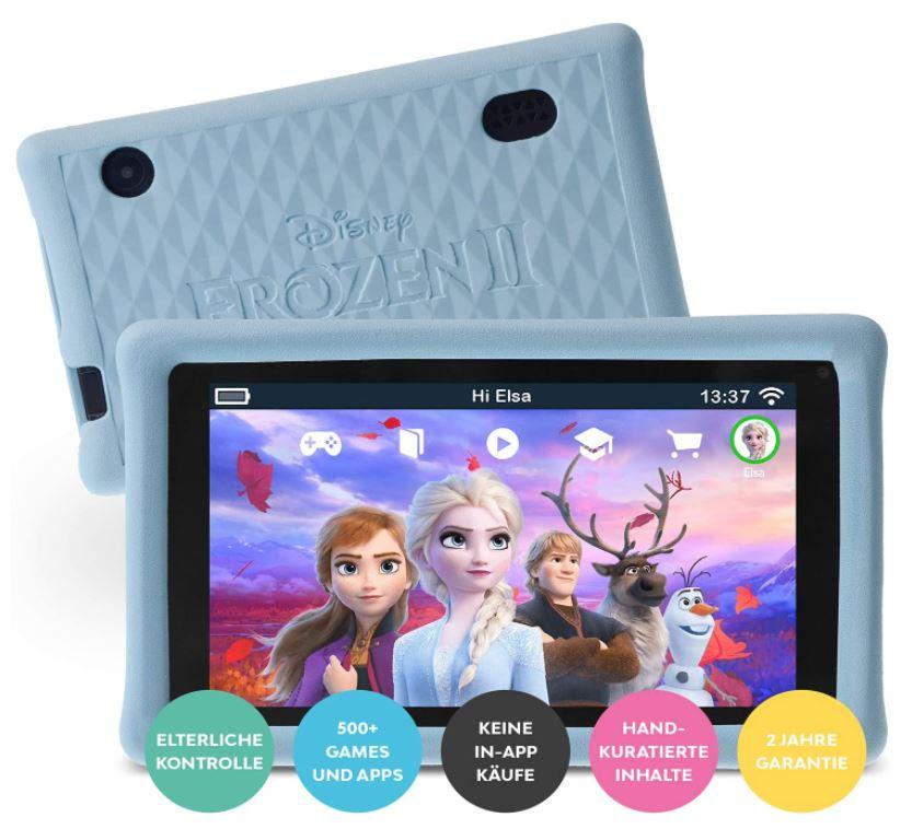 Pebble Gear Frozen Tablet