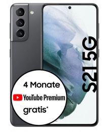 Samsung Galaxy S21 5G mit Vodafone Smart L+ Vertrag mit 15GB Daten für 34,99 Euro mtl. + 49,- Euro einmalig für das Gerät
