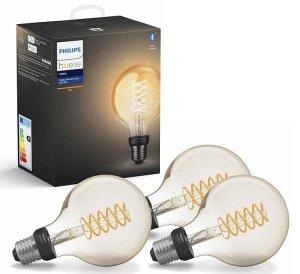 3x Filament Vintage-Lampe E27 G93 – Bundle für 66 Euro inkl. Versand (statt 87 Euro)