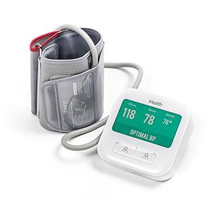 iHealth BPM1 Clear Oberarm-Blutdruckmessgerät mit App-Anbindung für nur 20,89 Euro (statt 54,- Euro)