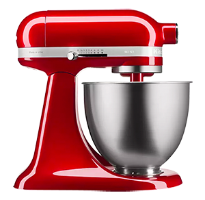 Kitchenaid 5KSM3311XECA Mini Küchenmaschine ab nur 367,- Euro inkl. Versand