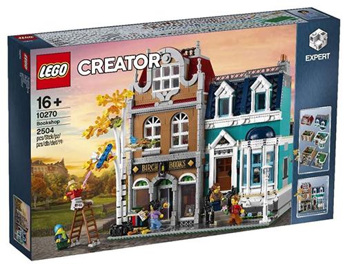 LEGO Creator Expert – 10270 Buchhandlung für nur 139€ inkl. Versand