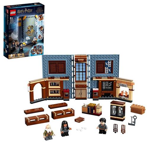LEGO 76385 Harry Potter Hogwarts Moment Zauberkunstunterricht für nur 22,99 Euro (statt 28,- Euro)