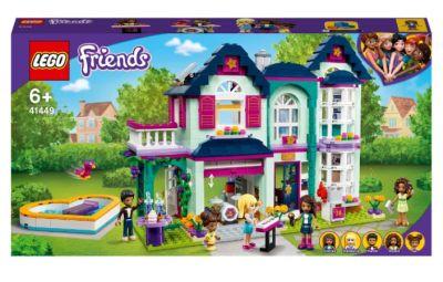 Lego 41449 Friends Andreas Haus für nur 44,99 Euro inkl. Versand