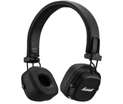 Marshall Major IV On-ear Kopfhörer (Bluetooth, schwarz) für nur 105,12 Euro inkl. Versand