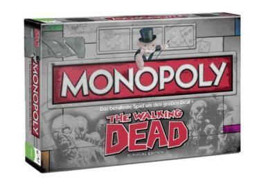 Vorbestellung: Monopoly The Walking Dead Edition für nur 31,99 Euro inkl. Versand
