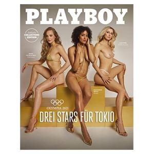 Jahresabo (13 Ausgaben) PLAYBOY für 114,80€ – als Prämie: 100€ Amazon-Gutschein