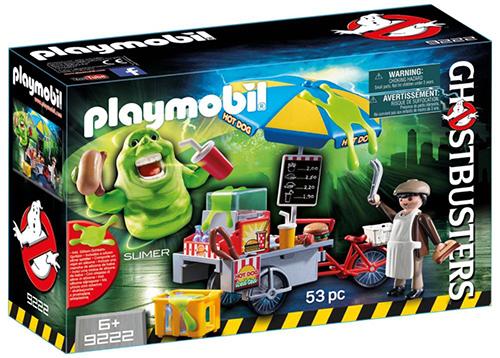 Playmobil Ghostbusters 9222 Slimer mit Hot Dog Stand für nur 11,04 Euro