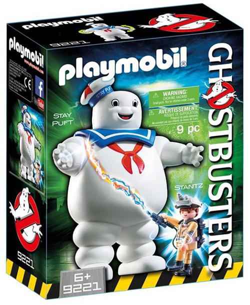 Playmobil Ghostbusters 9221 Stay Puft Marshmallow Man (ab 6 Jahren) für nur 10,32 Euro (statt 17,- Euro)