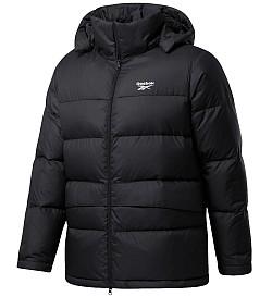 Reebok Daunenjacke Core Mid Down Jacket in schwarz für 64,95 Euro inkl. Versand (statt 116,11€)