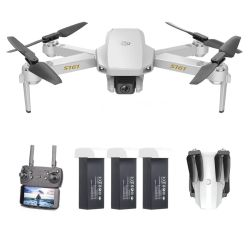 S161 Pro Mini RC Drohne mit Dual Kamera ab 35,43 Euro