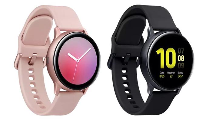 SAMSUNG Galaxy Watch Active2 Aluminium 40mm + JBL Tune 115 TWS + 50€ Samsung Pay Guthaben für nur 167€ inkl. Versand