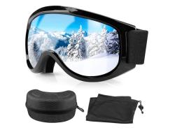 Migimi Skibrille mit UV400 Schutz für 12,64 Euro statt 22,99 Euro