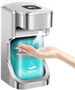 Automatischer CCWELL Sensor Desinfektionsspender mit 500ml Tank für nur 13,49 Euro