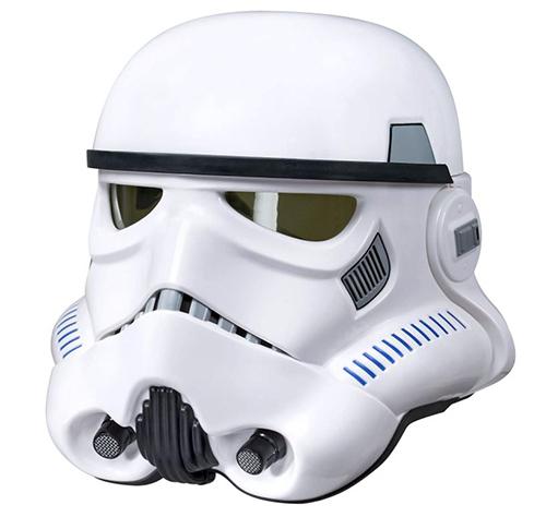 Hasbro Star Wars Rogue One The Black Series – Imperialer Stormtrooper Helm mit Stimmenverzerrer für nur 87,45 Euro