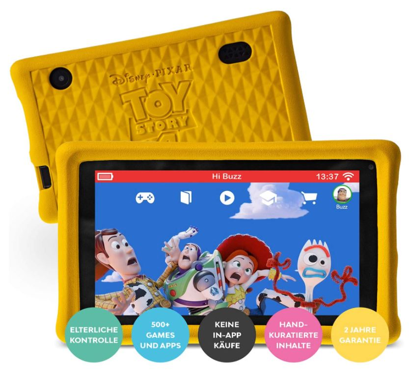 Pebble Gear ToyStory Tablet
