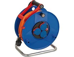 Brennenstuhl Kabeltrommel (AT-N07V3V3-F 3G1,5) 40 Meter, Orange, Schutzkontakt-Stecker für 46,89 Euro