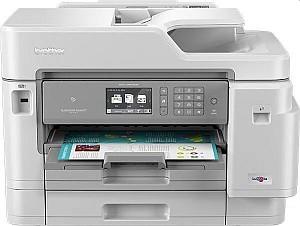 Brother MFC-J5945DW Tintenstrahl-Multifunktionsgerät (A3, 4in1, Drucker, Kopierer, Scanner, Fax, Duplex, USB, WLAN) für 299,90 Euro