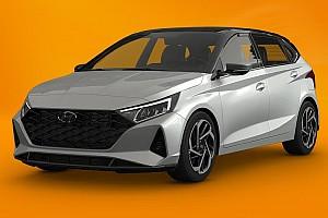 Privat+Gewerbeleasing: Hyundai i20 1.0 T-GDI Hybrid mit 101 PS für 109,46€ mtl.