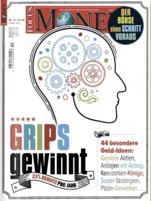 Halbjahresabo (25 Ausgaben) FOCUS MONEY für 117,50€ – als Prämie: 110€ BestChoice Gutschein