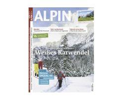 Halbjahresabo (6 Ausgaben) ALPIN für 33,60€ und dazu als Prämie 25€ Amazon Gutschein erhalten
