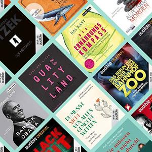 Top! 3 Monate Audible zum halben Preis von nur 4,95€ monatlich – jeden Monat ein Hörbuch kostenlos herunterladen