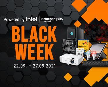 Bis zu 50% Rabatt im großen Black Week Sale bei Notebooksbilliger