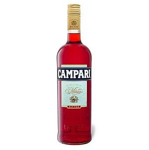 Campari Bitter 25% (1 Liter) für nur 11,90€ inkl. Versand (statt 20€)