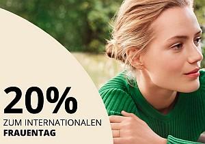 Christ: 20% Rabatt auf Accessoires für Powerfrauen zum internationalen Frauentag