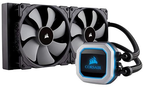 Corsair H115i PRO RGB Wasserkühler für nur 88,- Euro inkl. Versand (statt 120,- Euro)